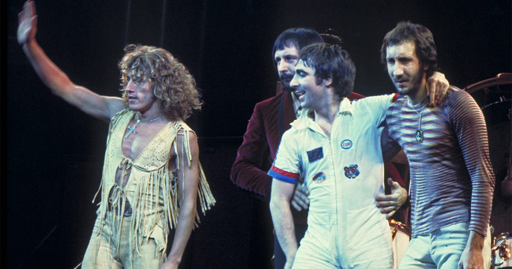 The Who Suck