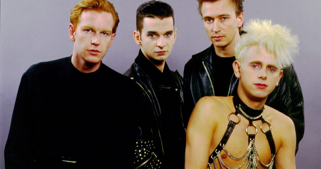 Depeche Mode Sucks