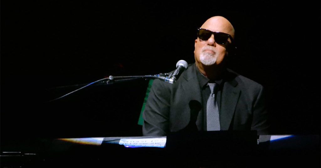 Billy Joel Sucks Part 2