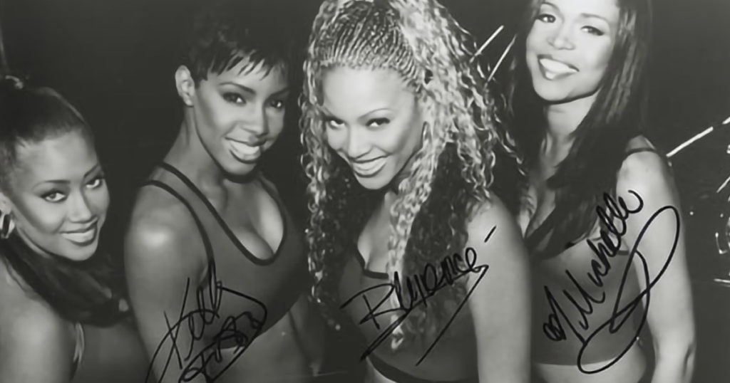 Destiny's Child Sucks