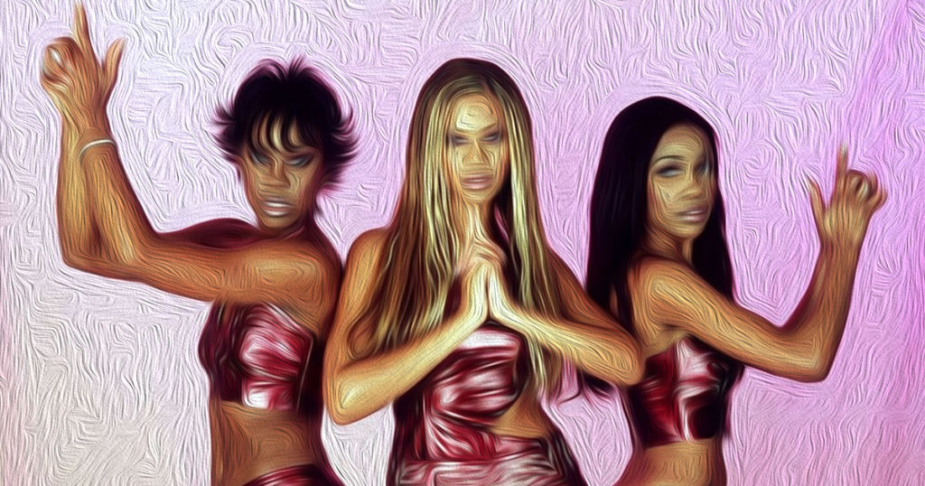 Destiny's Child Sucks Part 2