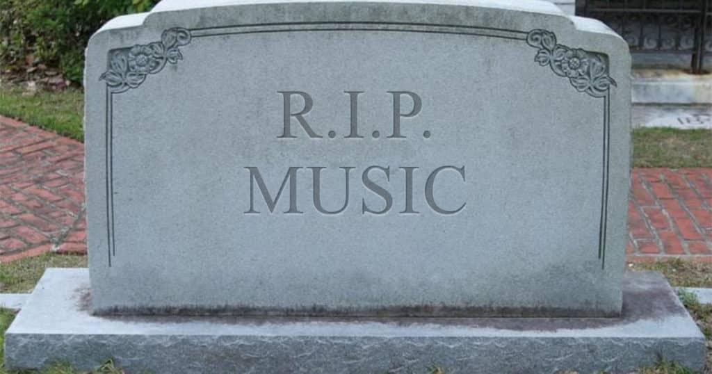 R.I.P. music